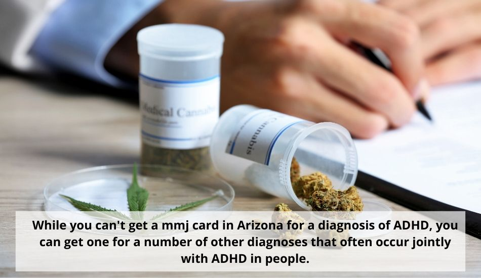 medical card for adhd in arizona