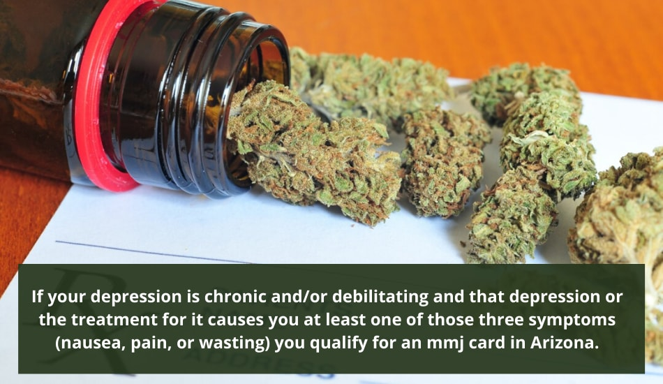 Medical Card for Depression in Arizona