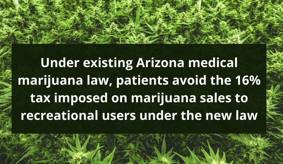 Arizona medical marijuana law